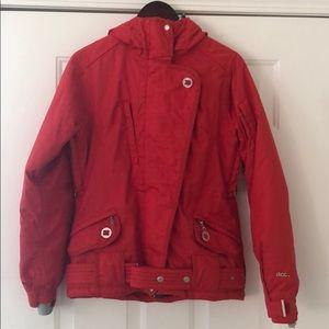 686 acc.Red Ski/Board Drop Hip Belt Jacket Size S